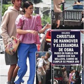 ¡HOLA! - Christian de Hannover y Alessandra de Osma