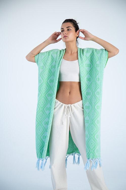 Quetzal Kimono
