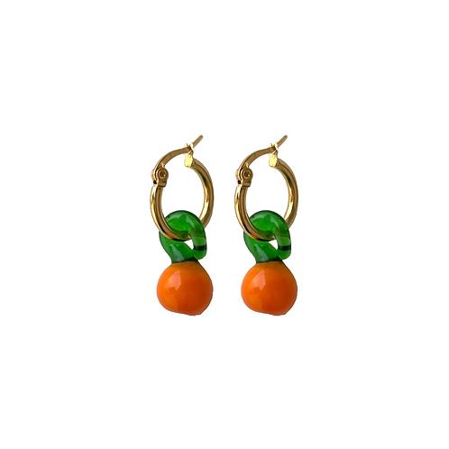Orange Hoops