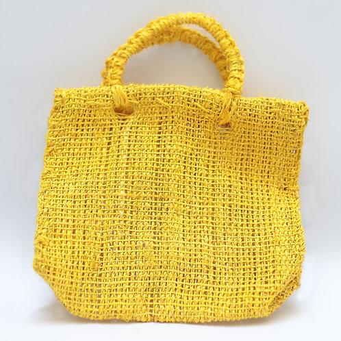 Mexican Mini Bag Yellow