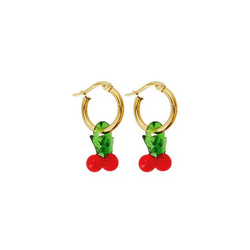 Cherry Hoops