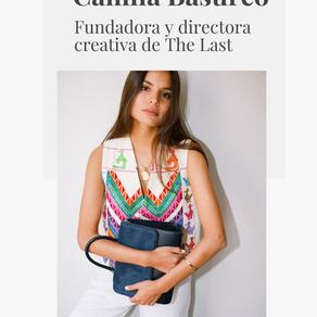 Falling for A - Entrevista con Camila Basurco, fundadora y directora creativa de The Last