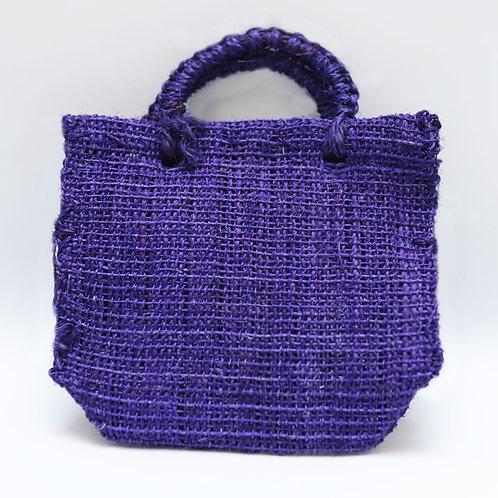 Mexican Mini Bag Purple