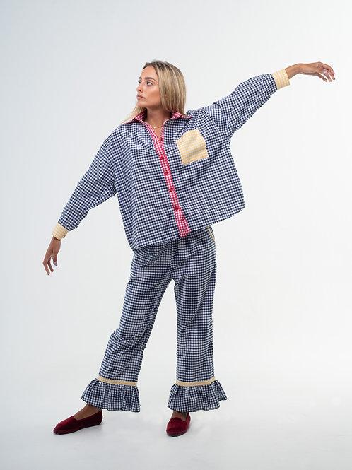 Leticia Mix Pants
