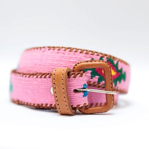 Pink Mexican Belt