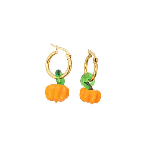 Pumpkin Hoops
