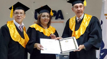 Universidad EE.UU. otorga Honoris Causa a Franklin García Fermín