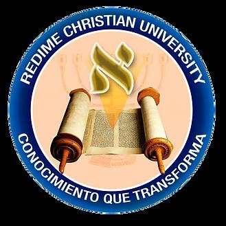 Logo Redime Christian University