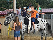 Kinderstärken Pferdestärken Therapie am Pferd Gramatneusiedl Therapiezentrum Kinder Stärken