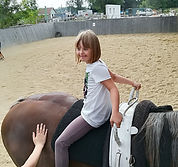 Therapiezentrum Gramatneusiedl, Therapie am Pferd, Pferdestärken, Kinderstärken, Kinder Stärken, Flaxi, Autismus, ADS, Wahrnehmungsförderung, Ergotherapie, Physiotherapie, Psychologische Testung, Andrea Kegloits-Ackerer