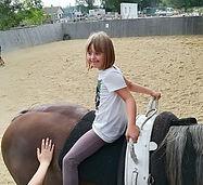 Kinderstärken Pferdestärken Therapie am Pferd Gramatneusiedl Therapiezentrum