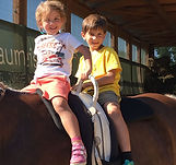 Kinder Stärken, Pferde Stärken, Therapiepferd Sippi, Autismus, ADHS, Wahrnehmung, Ergotherapie, Physiotherapie