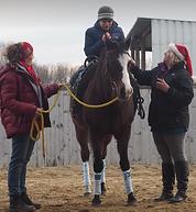 Kinder Stärken, Adventfeier Pferde Stärken, Andrea Keglovits-Ackerer, Therapiezentrum Kinder Stärken Gramatneusiedl