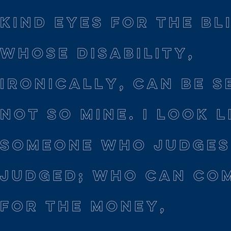 My Invisible Disability - John Carpenter