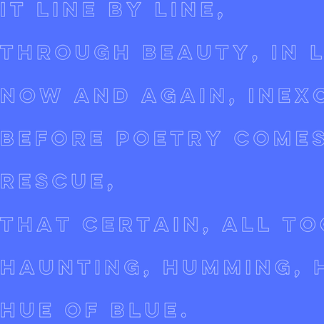 Hue of Blue - Flavia Rocha Loures