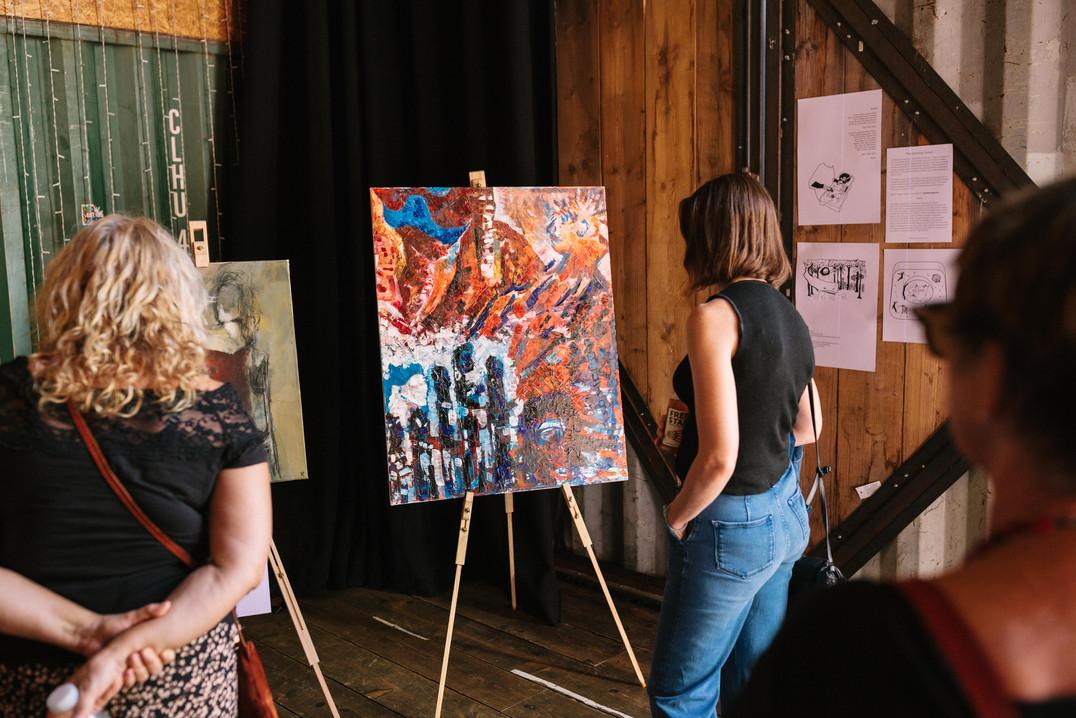 Stigma Event (Copyright The Hooks Photos)