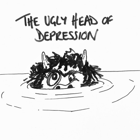 Ugly Head of Depression