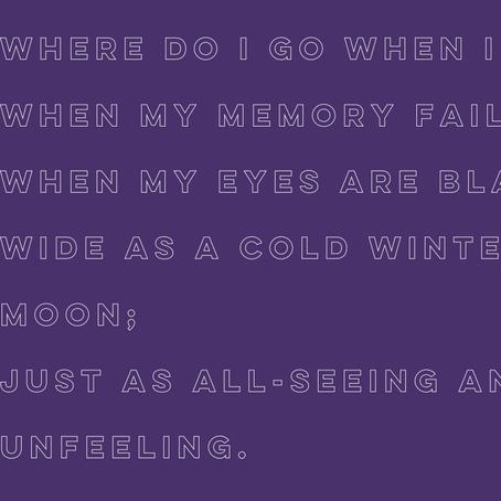 Dissociation - Jodie Hardy