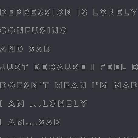 I am... Depression - Angi S