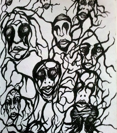 Cognitive Distortions / Borderlands - Anonymous