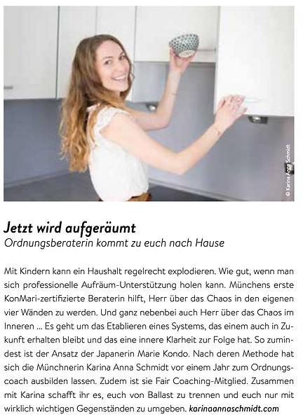 Himbeer Magazin München - 02/2020