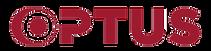 Optus Bank Logo in red type.