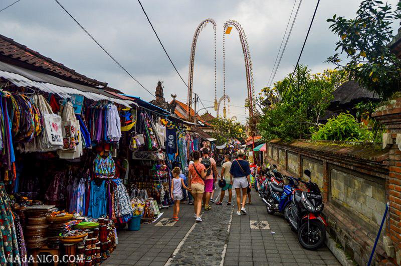 Que hacer en Bali: Ubud, Bali, Indonesia.