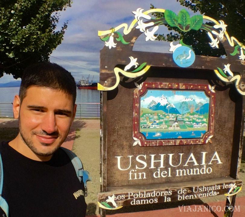 Navegar por el Canal Beagle, Ushuaia