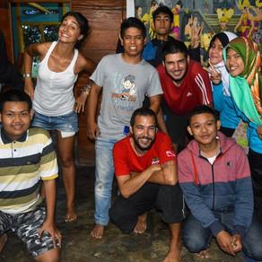 Mi primera experiencia en un voluntariado: Indonesia