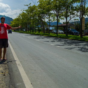 Itinerario de viaje por Borneo: a dedo por Malasia y Brunei