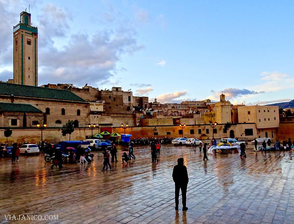 cruzar de España a Marruecos
