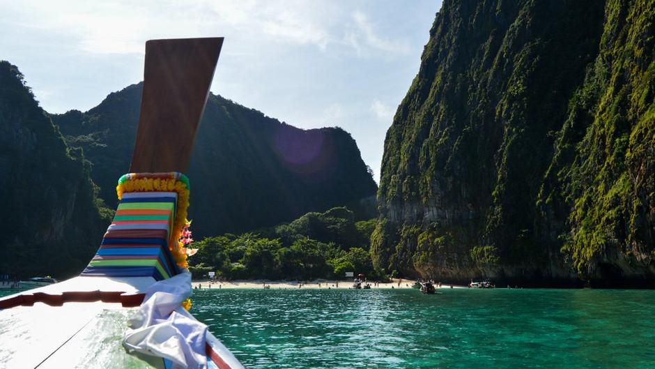 Las playas de Tailandia, itinerario y costos