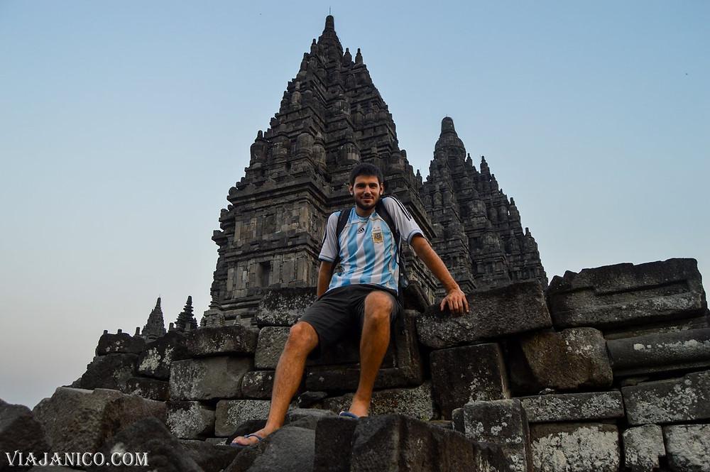Itinerario para viajar por Java, Indonesia