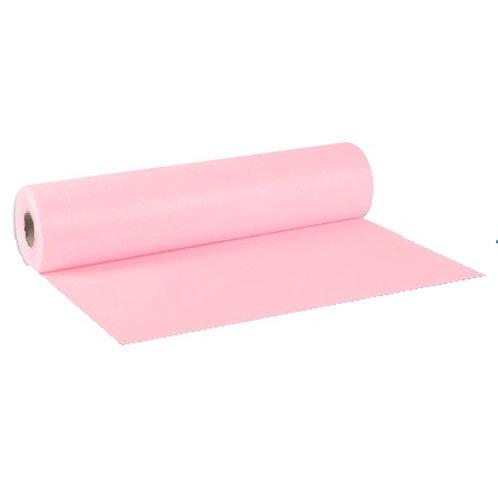 Drap examen Plastifié rose