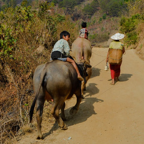 Viajar a Myanmar en 10 fotos