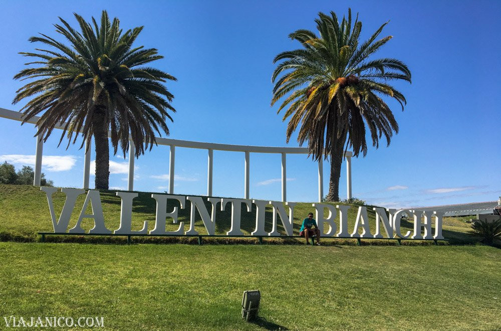 Que hacer en San Rafael, Mendoza: bodega bianchi