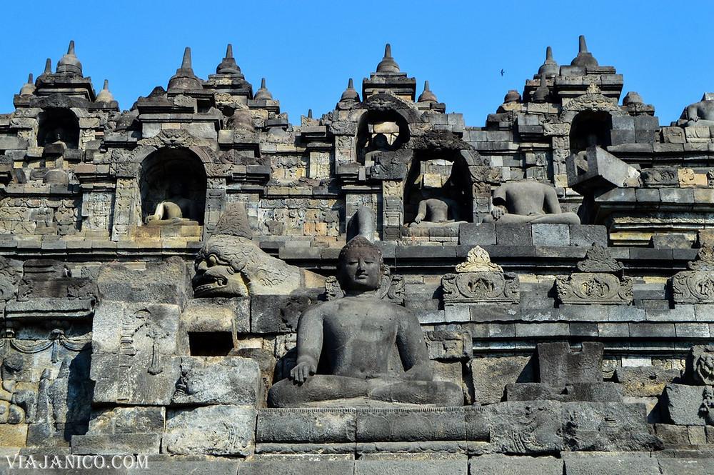 Itinerario para viajar a Java, Indonesia