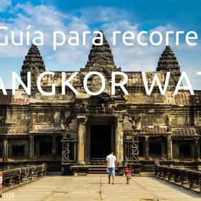 Guía para recorrer Angkor Wat, Camboya