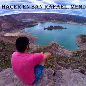 Que hacer en San Rafael, Mendoza