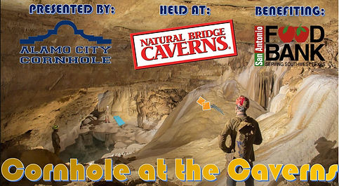 Banner - Cornhole in the Caverns.JPG