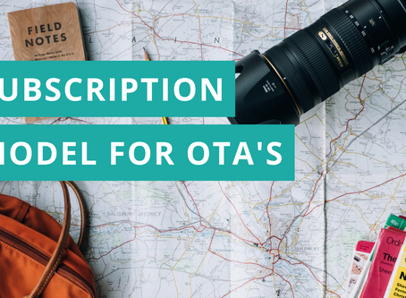 Subscription Model for OTAs: Should Your Travel Company Offer it?