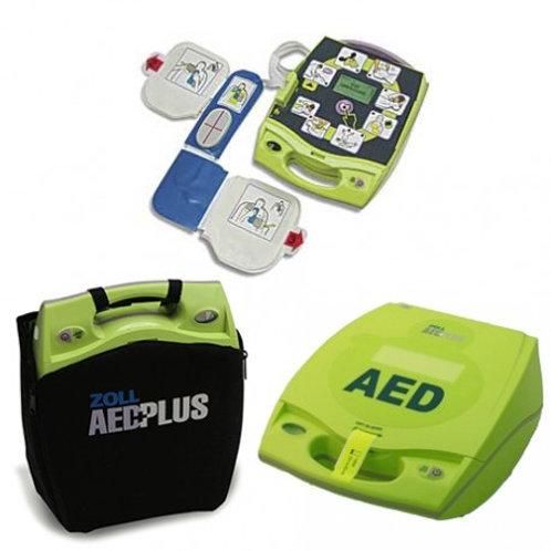 DEFIBRILLATORE ESTERNO AED PLUS ZOLL