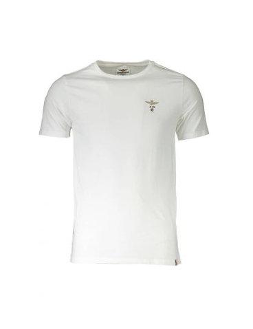 T-Shirt Uomo Scollo a U Aeronautica Militare