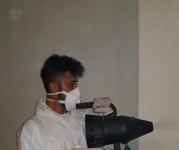 Genel Dezenfekte İşlemleri
