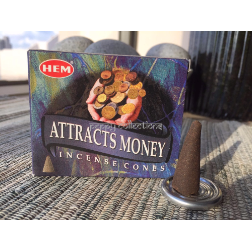 HEM - ATTRACTS MONEY
