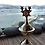 Thumbnail: Brass Incense Cone Burner - STAR