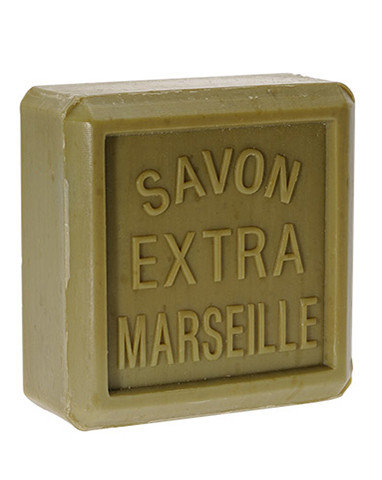 MARSEILLE SOAP, EXTRA PUR GREEN WITH OLIVE OIL 150g