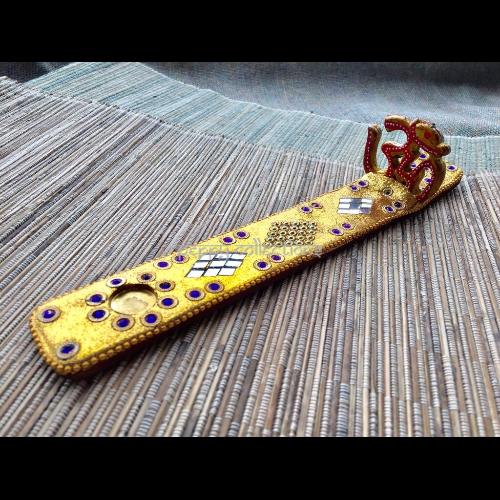 Lacquer Stick & Cone Burner (S) - Yellow