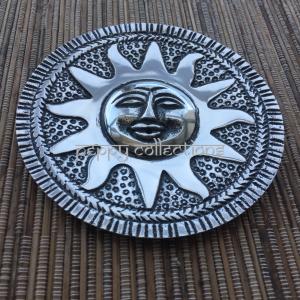 Aluminium Incense Burner Sun