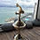 Thumbnail: Brass Incense Cone Burner - MOON